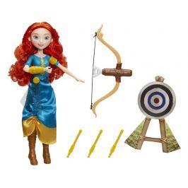 Hasbro Disney Princess Princezna Locika/ Merida s módními doplňky