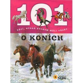 Nakladatelství SUN 101 věcí koně
