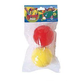 Pěnové míčky 2 ks