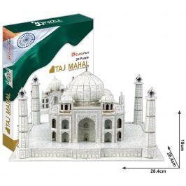 Puzzle 3D Taj Mahal - 87 dílků