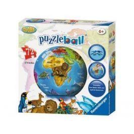 Ravensburger Puzzle 3D Glóbus 72 dílků (pouze v angličtině)