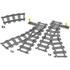 LEGO® City LEGO® City 7895 Výhybky Stavebnice Lego