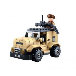 EPline Vojenské hlídkové vozidlo 102 dílků