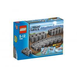 LEGO® City LEGO® City 7499 Ohebné koleje