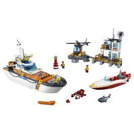 LEGO® City LEGO® City 60167 Základna pobřežní hlídky