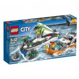 LEGO® City Lego City Záchrana posádky plachetnice