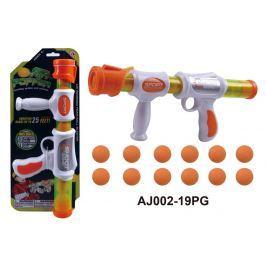Pistole + soft míčky