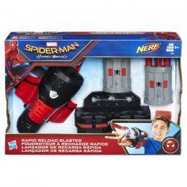Hasbro Spiderman Nerf Blaster + 6 šipek
