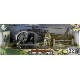 EPline Peacekeepers helikoptéra 3 figurky