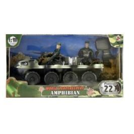 EPline Peacekeepers obojživelné auto 2 figurky