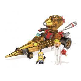 Mattel Mega Bloks Mimoňové Gruovo auto