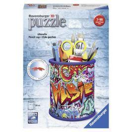 Puzzle 54 dílků Stojan na tužky Graffiti