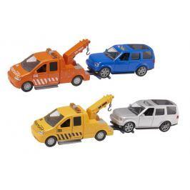 Teamsterz odtahový vůz s autem