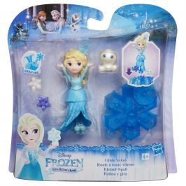 Hasbro Disney Princess Frozen Mini panenka se základními funkcemi