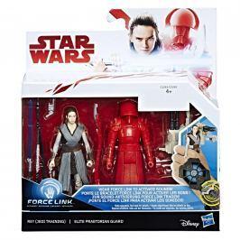 Star Wars episoda 8 Dvě deluxe figurky 9,5 cm Force Link
