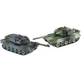 RC Tank ZTZ96A PK M1A2 1:32