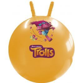 Míč skákací Trolls 50 cm Na ven a sport