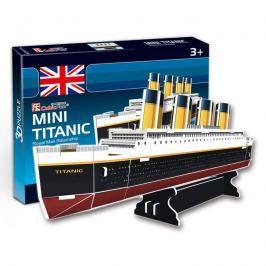 Puzzle 3D Výletní parník Titanic - 30 dílků