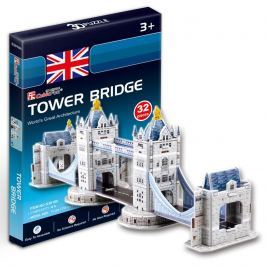 Puzzle 3D Tower Bridge - 32 dílků