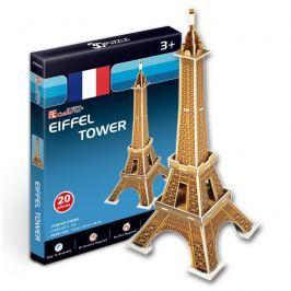 Puzzle 3D Eiffelova věž - 20 dílků