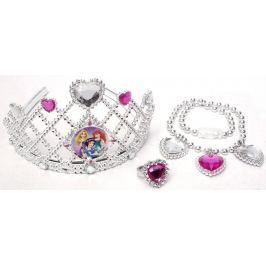Disney princezny - Korunka a šperky pro princeznu