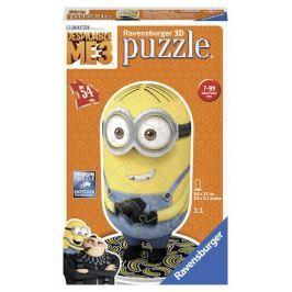Puzzle Mimoňové 54 dílků: Já Padouch 3 Postavička motiv Džín