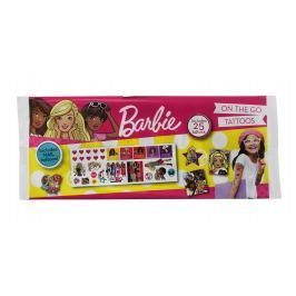 Tetování Barbie start set