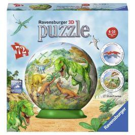 Puzzle Říše dinosaurů 72 dílků