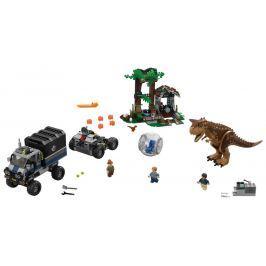 Lego Jurassic World Útěk Carnotaura z Gyrosféry