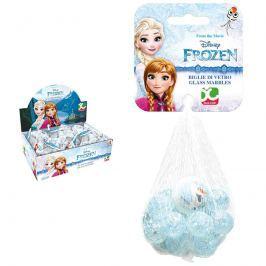 Skleněné kuličky Frozen