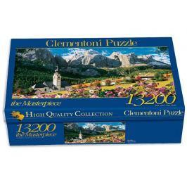 Puzzle 13200 dílků,Dolomity
