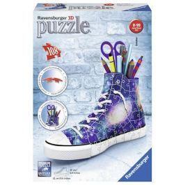 Puzzle 3D Kecka Galaxy 108 dílků