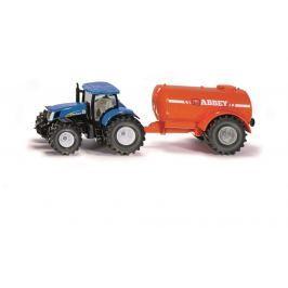 Siku Farmer Traktor s cisternou 1:50