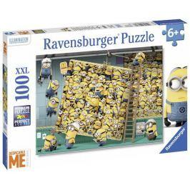 Puzzle 100 dílků Mimoňové