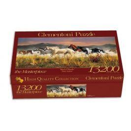 Puzzle 13200 dílků Koně