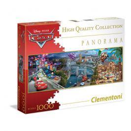 Puzzle Disney Panorama 1000 dílků Auta