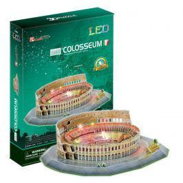Puzzle 3D The Colosseum / led - 185 dílků