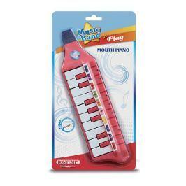 Multipiano s 10 klávesami