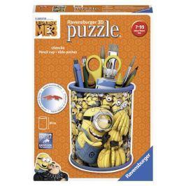 Puzzle stojan na tužky Mimoňové 54 dílků: Já Padouch 3