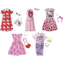 Barbie Barbie tématické oblečky a doplňky