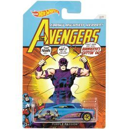 Hot Wheels tématické auto - Avengers