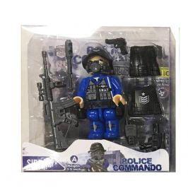 Stavebnice - policejní komando