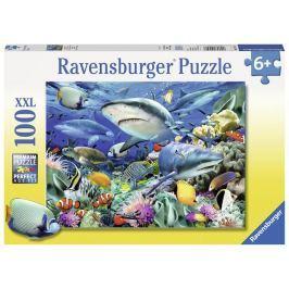 Puzzle Žraločí útes 100 dílků