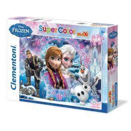 Puzzle Maxi Ledové království 104 dílků