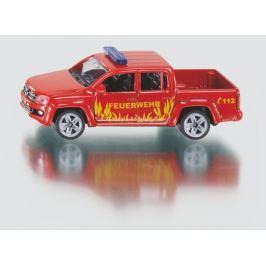 SIKU Blister - Hasičské auto Pick-up