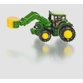 SIKU Blister - Traktor s předním nakadačem