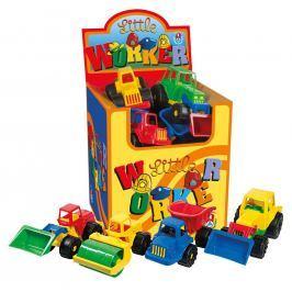 Stavební auto na písek barevné