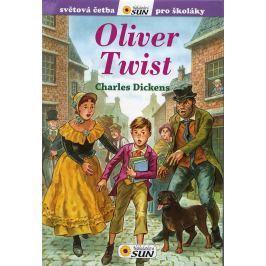 Svět. četba pro školáky Oliver Twist