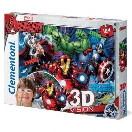 Puzzle 3D AVE 104 dílků
