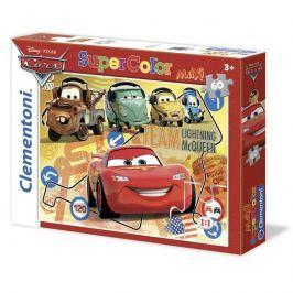 Puzzle Maxi Auta 60 dílků
